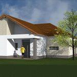 1 Budajenő kivitelezés tervezés építés családi ház