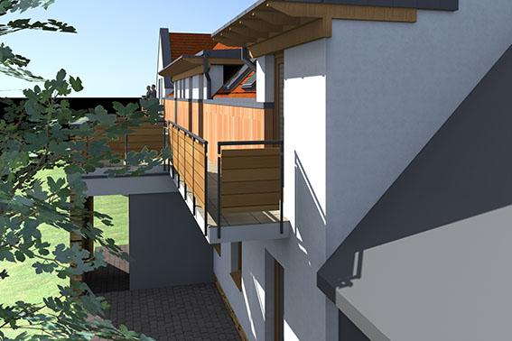 6 Diősjenő lakóépület tervezés turisztika